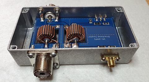 2KW 1.8 - 54Mhz Directional Coupler SWR Bridge